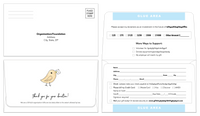 Remittance Envelope Template 08