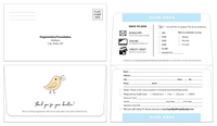 Remittance Envelope Template 09