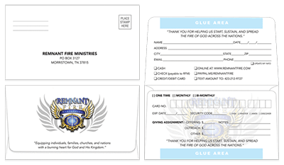 Custom Remittance Envelopes for Small Business
