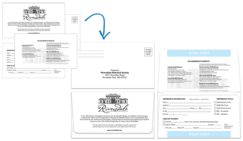 Convert Your Old Remittance Envelope Templates