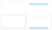 Blank Fundraising Envelopes