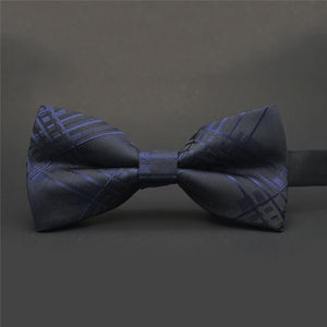 Papillon for Men Fastening Hook Korean Formal Party Bow Ties Available in 12 Colors