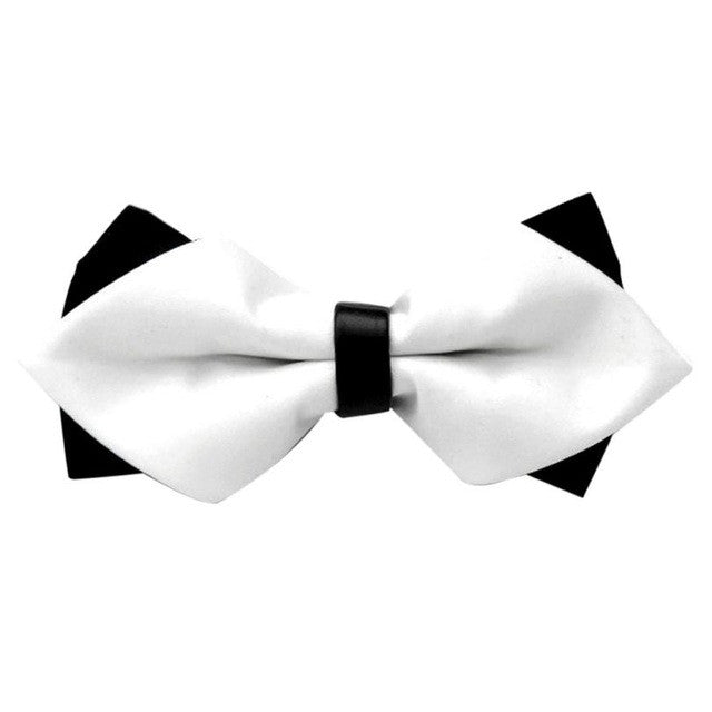 Bow Tie For Men Classic and Unique Fancy Adjustable Bowtie Be The King of Cool