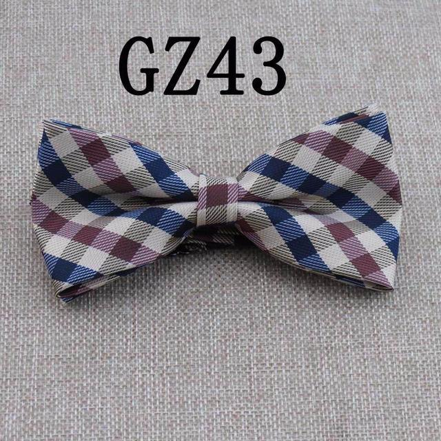 High Quality Men's Bow Ties Formal Party Tuxedo Classic Butterfly Bow Tie 20 Colors