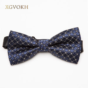 Formal Fashion Men's Bow Tie Business, Wedding Polyester Bow Tie