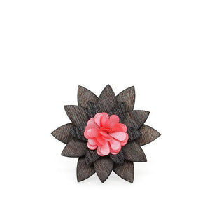 Lapel Fashion Flower Brooch Handmade