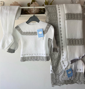 Mac Ilusion Grey Newborn hospital set