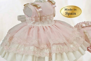 Sofia Exclusive dress and knickers (PREORDER may delivery)