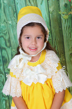 LUCIA dress set Lemon