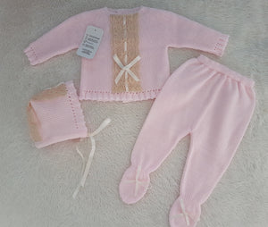 LYLA Knitted set