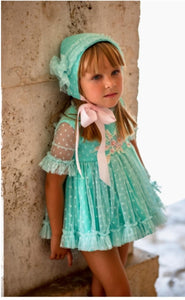 Mint Tulle Dream