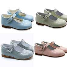 Bambi Leather Patent Mary Janes - CLICK FOR MORE COLOURS