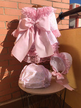 FIORELA dress and knickers (bonnet sold separately)