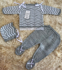 SKYE Knitted Set