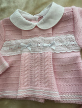 TAYLOR Knitted Set Pink 666