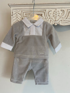 HAYDEN set grey 8765