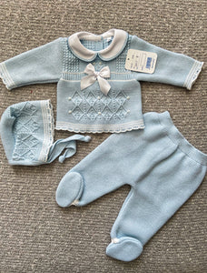 KNITTED SET 655