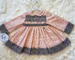 RICITTOS Baby Stars (dress knickers and bonnet)