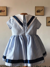 SAILOR Dress and knickers