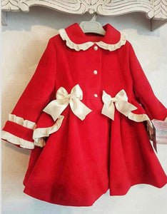CASSIE coat Red