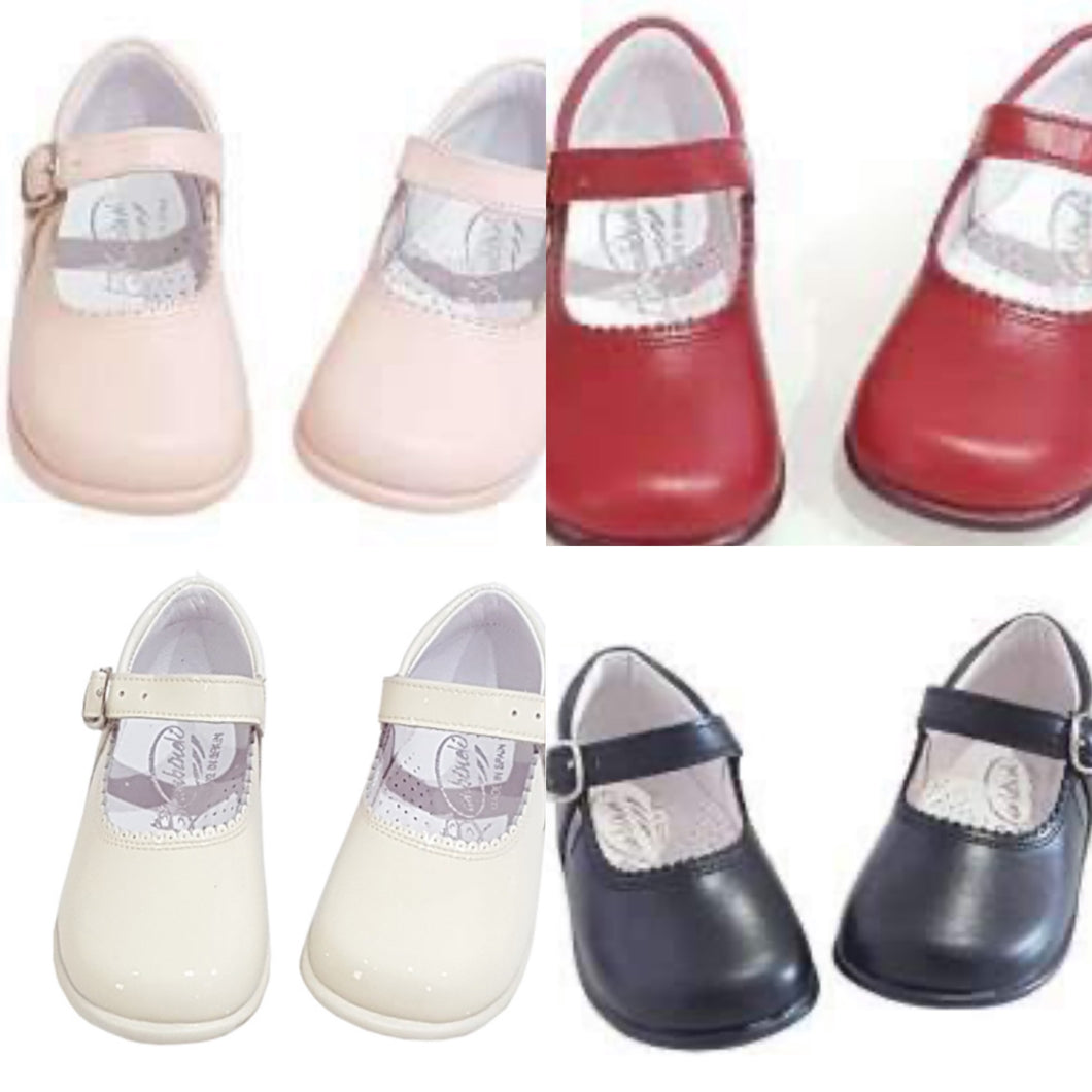 MAISIE Shoes MATTE LEATHER CLICK FOR MORE COLOURS