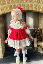 EXCLUSIVE Lucia Dress Set Red