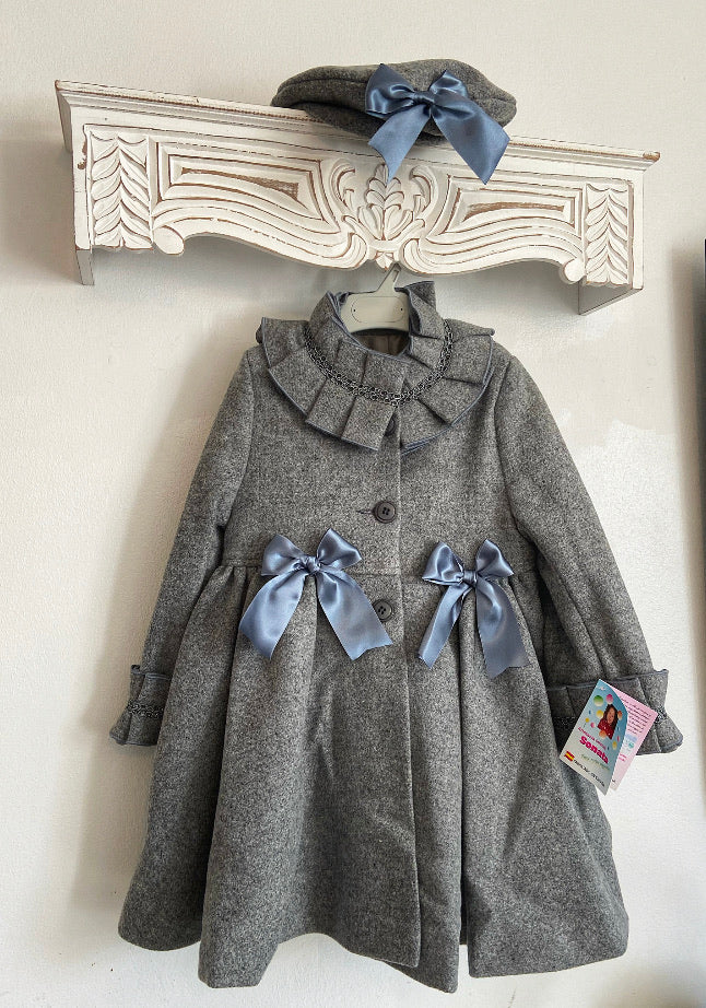 SONATA Lousie coat Grey