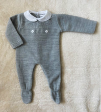 HEATH Romper Grey