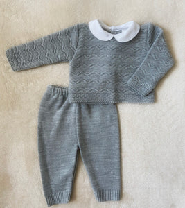 SAWYER suit grey