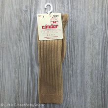 OSCAR Condor Ribbed Socks