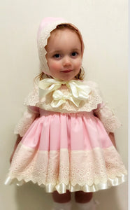 EXCLUSIVE Lucia Dress Set Pink