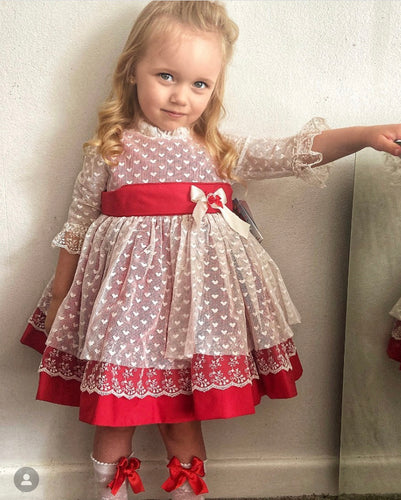 RED HEART LACE AGE 3