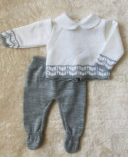 EMMET Suit grey 655