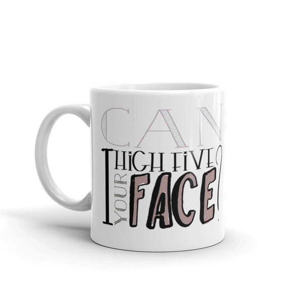 mean coffee mug