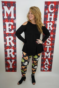 Christmas Cookie Leggings