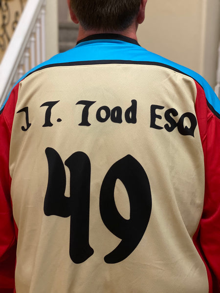Team Toad Jersey