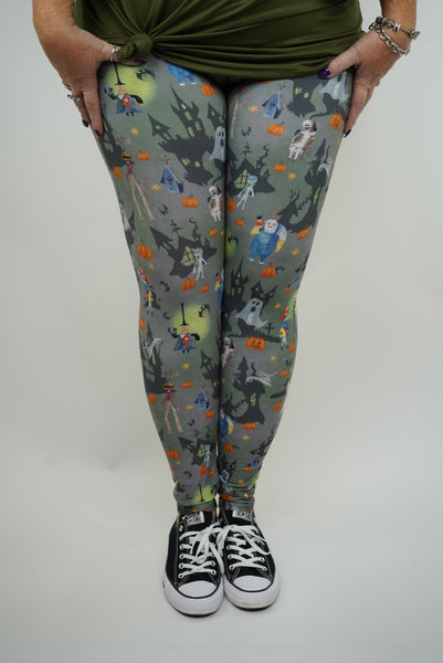 This is Halloween Leggings