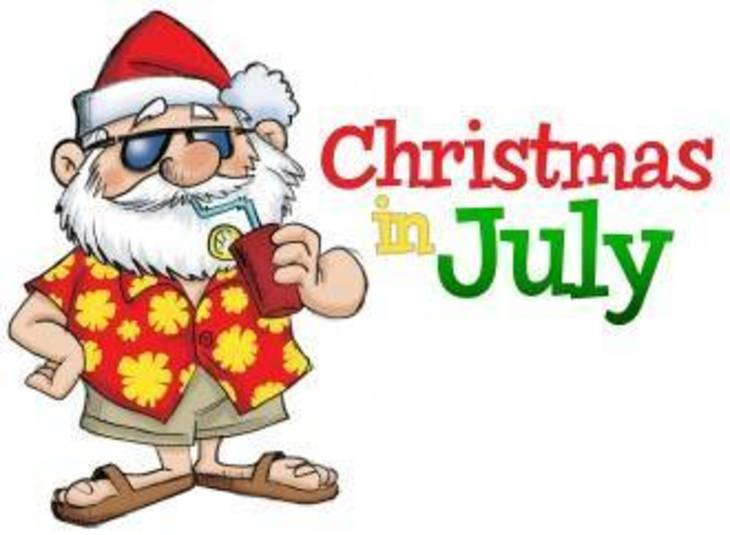 Christmas in July...
