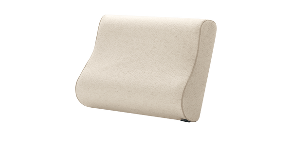 Tea Leaf Contour Pillow | KEETSA