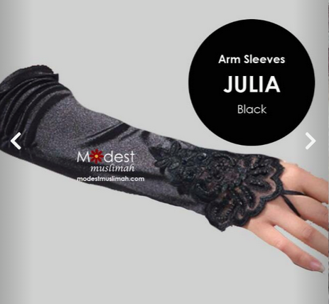 Julia Black Handsocks