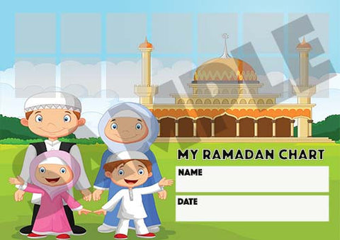 My Ramadan Chart (free download & print)