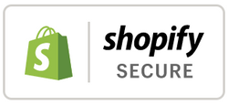 Shopify Secure Payments logo.