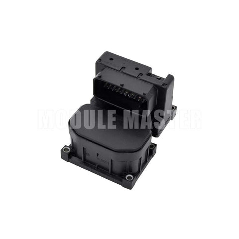 Top View of Bosch 5.4 ABS Module for Buick, Chevrolet, Dodge, Ford, Inifiniti, Isuzu, Lincoln, Mercury, Nissan, Oldsmobile, Pontiac, Porsche, Saab, and Volvo Vehicles