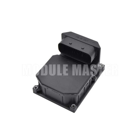 Top View of Bosch 5.7 ABS Module Acura Audi BMW Dodge Jaguar Porsche Volkswagen Vehicles