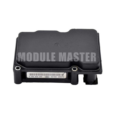 Bosch 8.1 ABS Module for Toyota Vehicles.