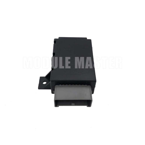 Ford Explorer and Mercury Mountaineer Lamp out module with gray plug.