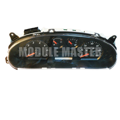 Ford Taurus Instrument cluster with four gauges.