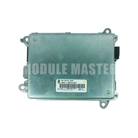 Jaguar S-Type Rear Electronic Module with sticker and barcode.