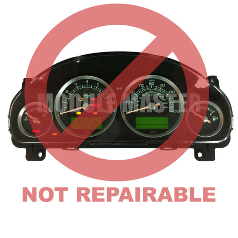 Jaguar S-Type (2003-2008) Instrument Cluster