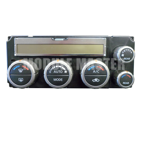 Nissan Pathfinder (2004-2007) Climate Control (Back-Lighting Only) Rebuild